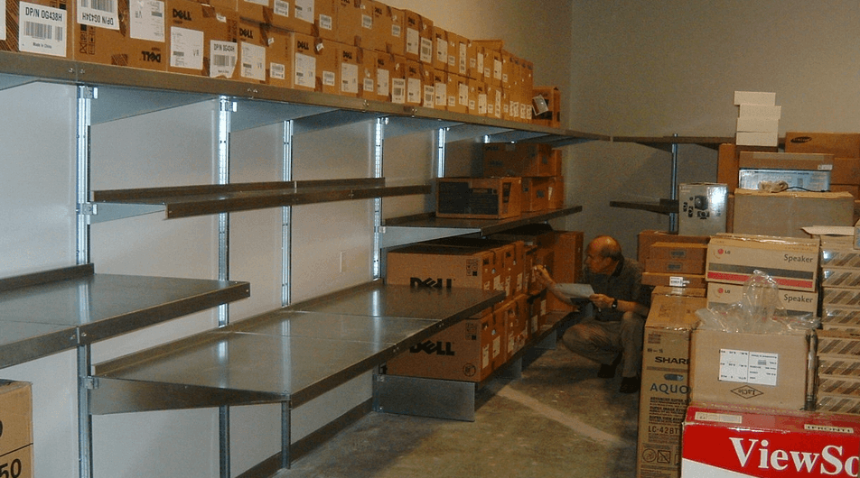 Adjustable Shelving Systems By E Z Shelving Systems Inc