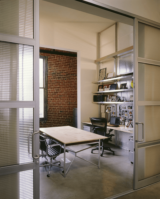 Office Workstations by E-Z Shelving Systems, Inc.