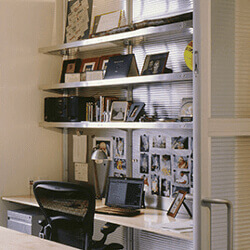 A Workstation by E-Z Shelving Systems, Inc.