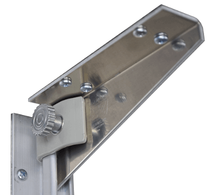 Ceiling Shelving Brackets by E-Z Shelving Systems, Inc.