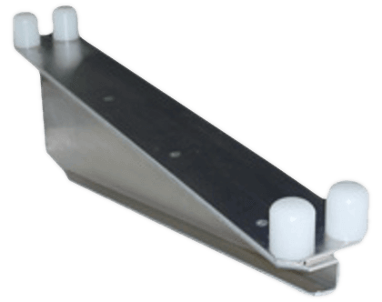 Knob Shelving Bracket for Wire Shelf Placement