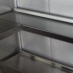 Stainless Steel Shelving Health Care