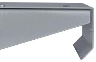 NSF Shelving Shelf Detail - E-Z Shelving Systems, Inc.