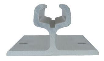 NSF Shelving Upright in Aluminum - E-Z Shelving Systems, Inc.