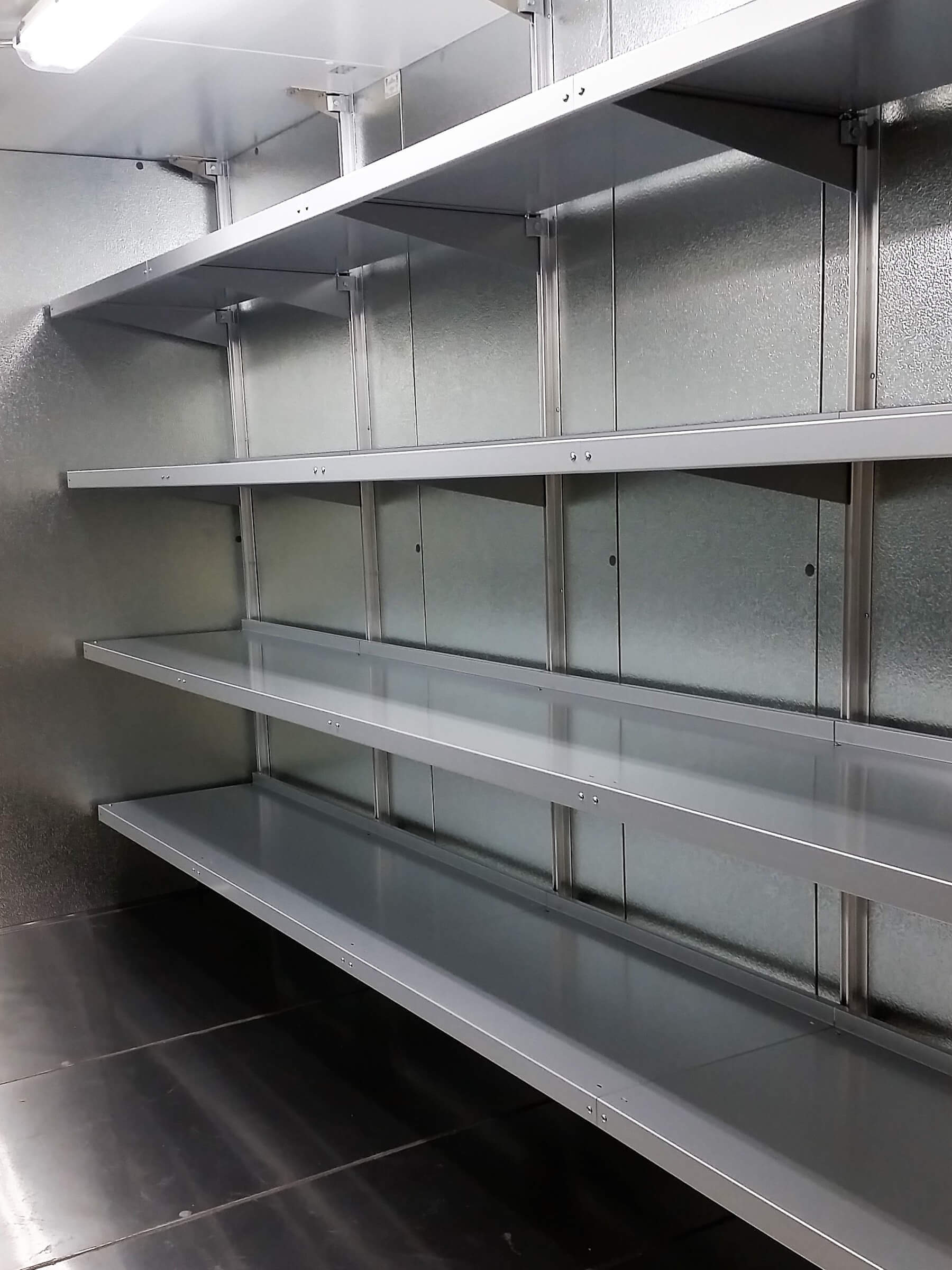 Mortuary Shelving ⋆ Shelving Systems By E Z Shelving