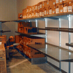 Shelving Systems By E Z Shelving Systems Inc