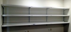 Laboratory Shelving by E-Z Shelving Systems, Inc.