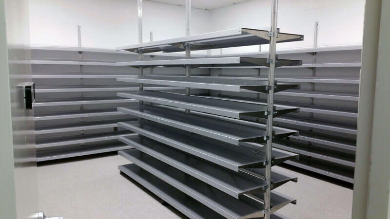 Laboratory Storage Shelving