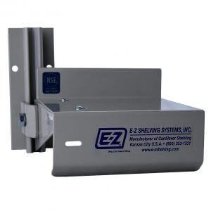 NSF Shelving Sample by E-Z Shelving Systems, Inc.