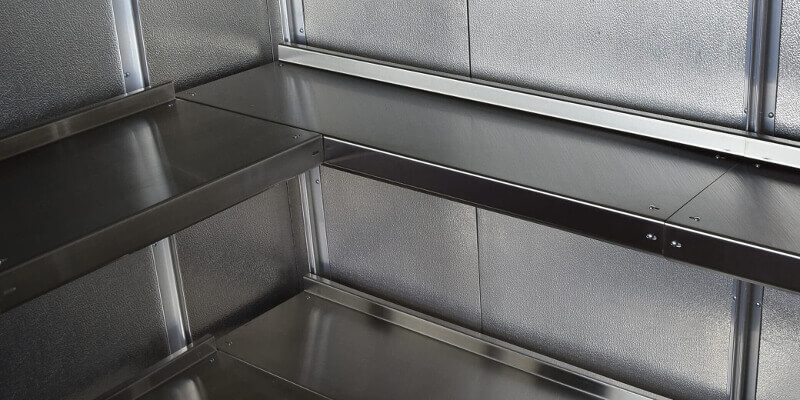 Stainless Steel Shelving for Laboratory and Clean Room