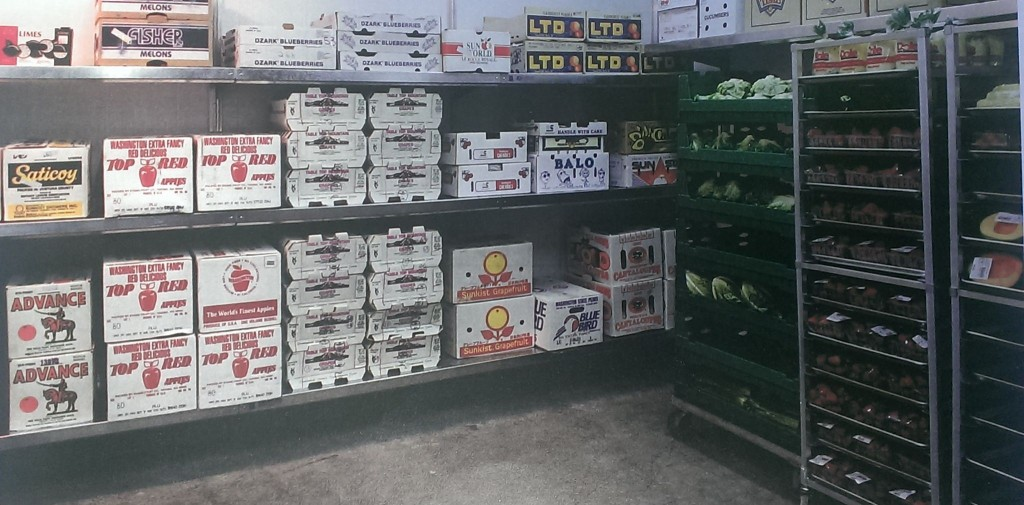 Walk Cooler Shelving Systems Inc