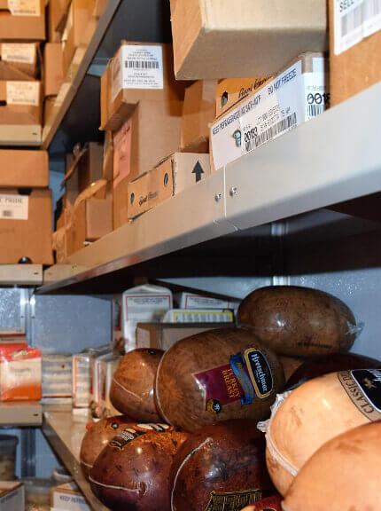 Heavy-Duty Storage Shelving
